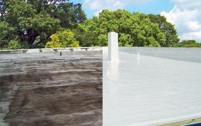 GacoFlex Silicone Roof Coating System