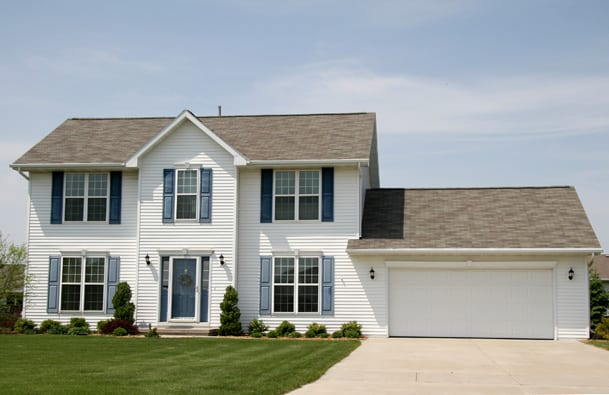 residential siding services